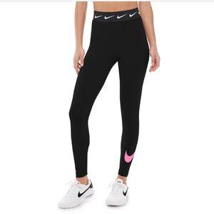 Women's Nike Sportswear Club High-Waisted Leggings